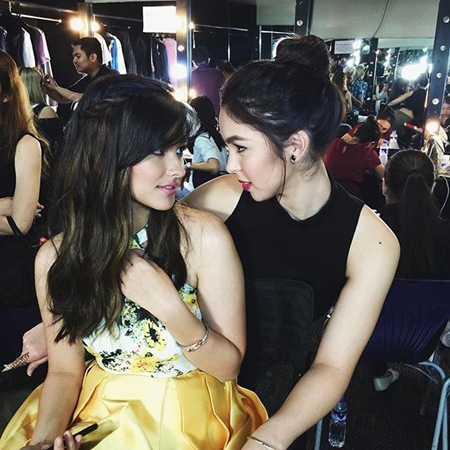 Liza Soberano and Julia Barretto 2