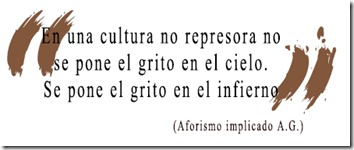 Cultura no represora - Infierno - Aforismo Implicado AG