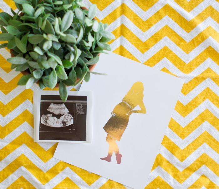 Gold Foil Prints Oaky Designs (13)