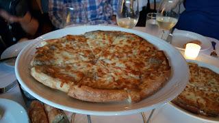 Pizza a la Truffe Noire