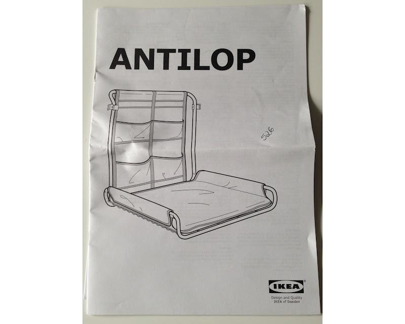 Ikea Waschtische Waschbeckenunterschrank ~ IKEA ANTILOP Wickeltisch, Wandwickeltisch  eBay