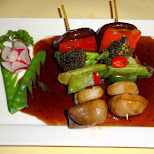 fancy chinese food in IJmuiden, Noord Holland, Netherlands