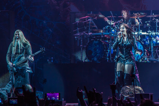 Nightwish au Hellfest 2015