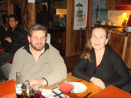 Ruby Borchers y Kai Schliessmann.