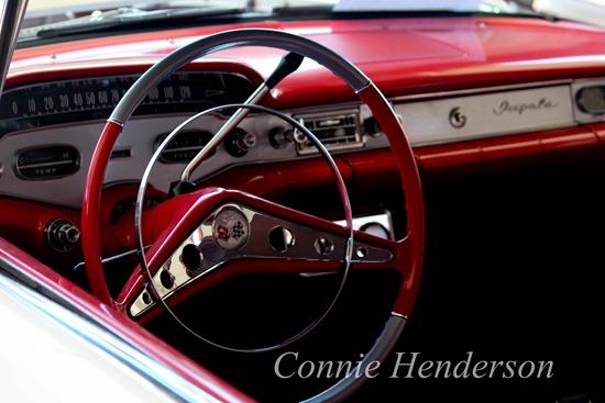 Chevy Impala at the fair July 31