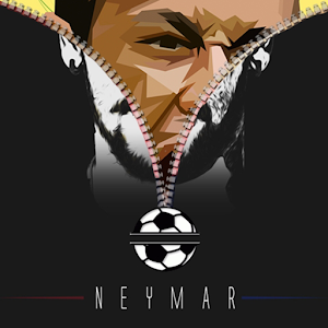 Download Neymar Lock Screen Zipper for Windows Phone