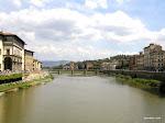 River Arno, Italy  [2002]