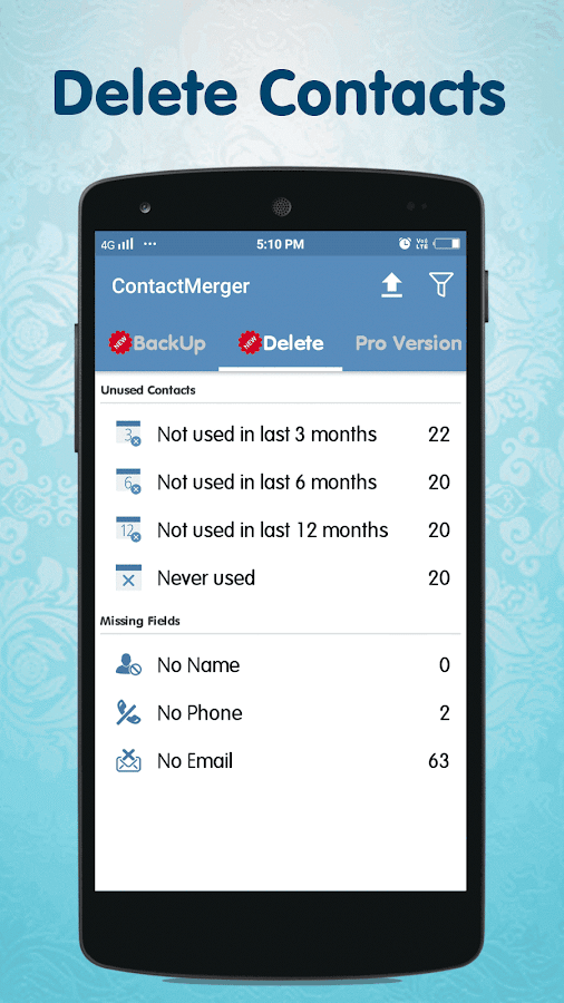 Duplicate Contact Merger Screenshot 7