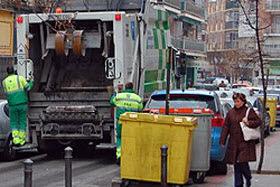 Huelga de recogida de residuos desde lunes 11 de mayo. Recogida por distritos.