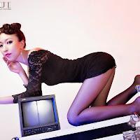 LiGui 2013.11.03 网络丽人 Model 文欣 [44P] 000_5640.JPG