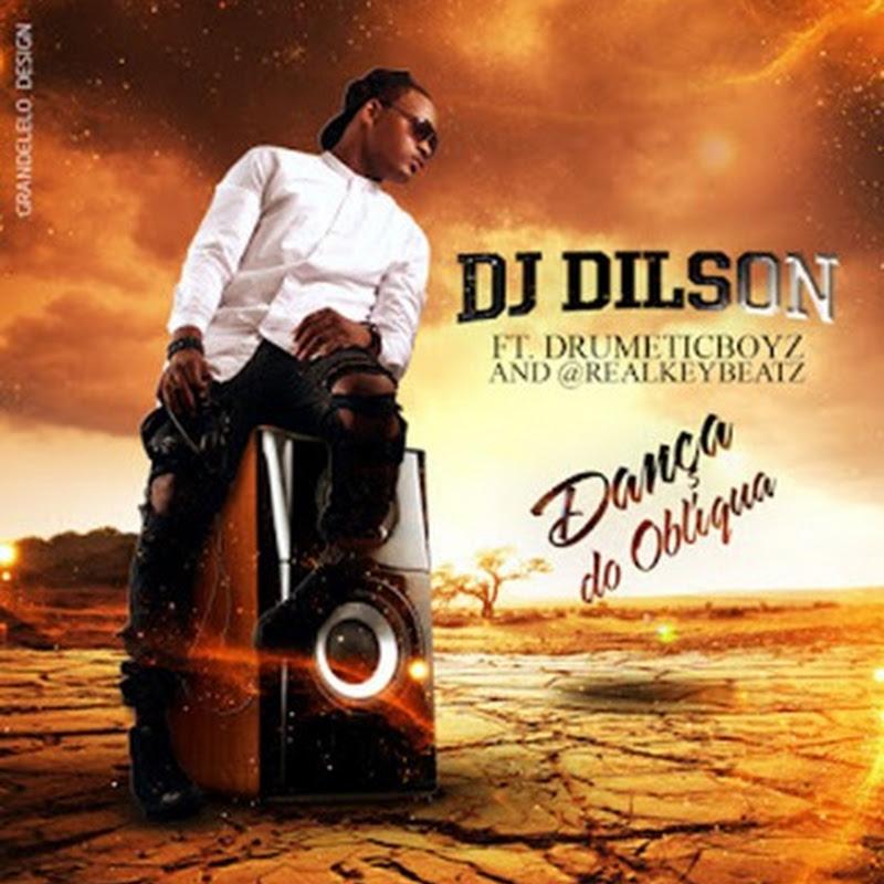 DJ Dilson Feat. DrumeticBoyz & Keybeatz - Dança do Oblíqua (Afro 2k15) [Download]