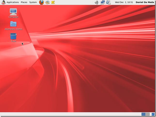 Install OS Screen 45