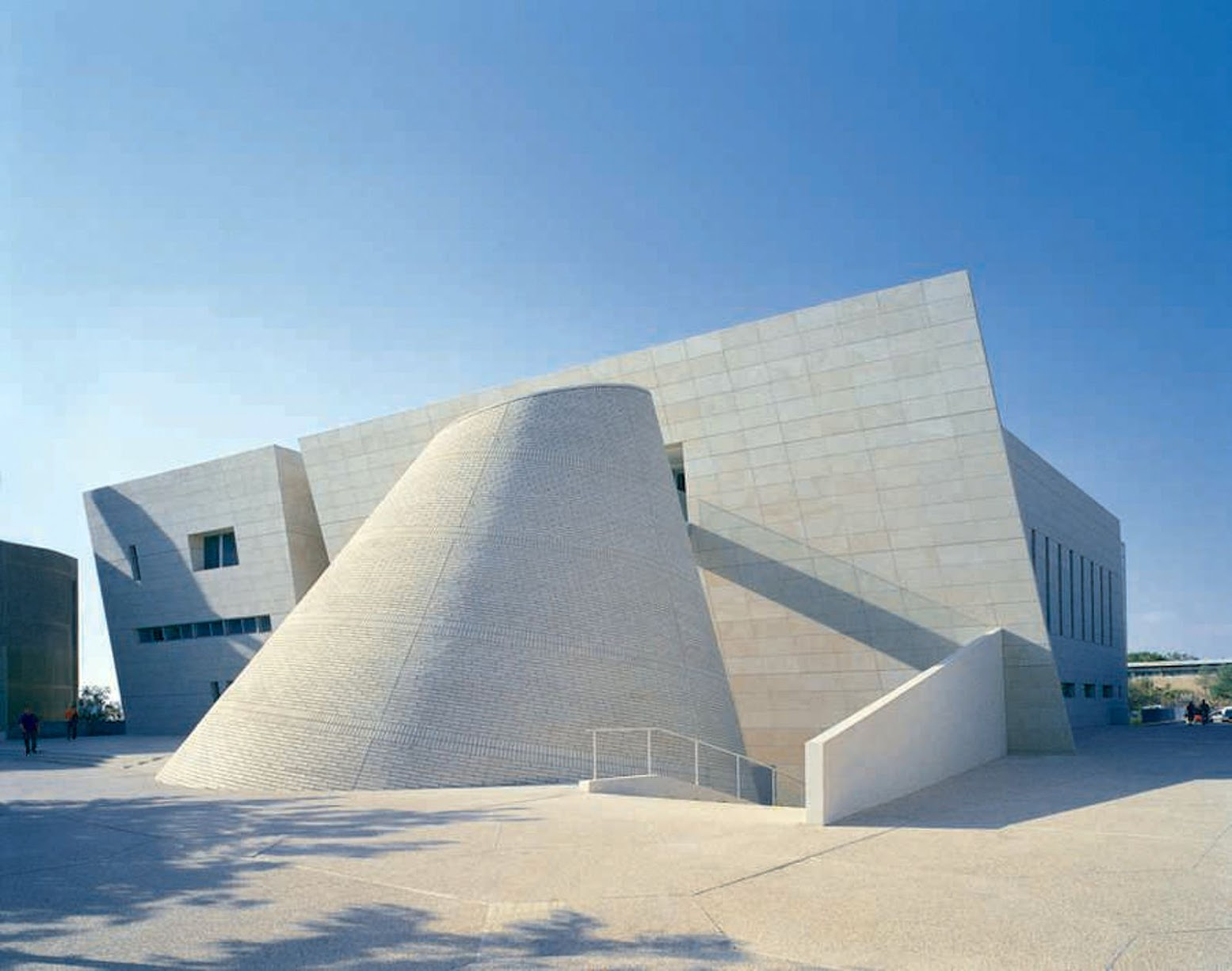 Be'er Sheva, Israele: [BEN GURION UNIVERSITY SENATE BUILDING BY CHYUTIN ARCHITECTS]