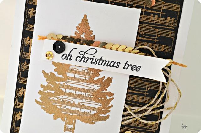 Oh Christmas Tree Close Up
