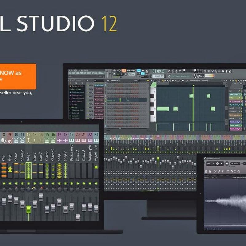 Image Line Lança Oficialmente FL Studio 12 (2k15) [Download]