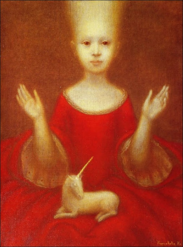 Irina Korsokova - Unicorn