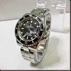 jam kw wanita Rolex 6012 Ladies Silver plat