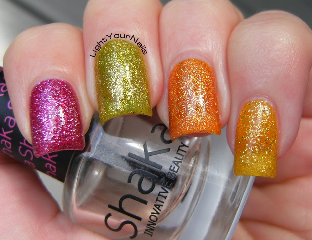 Shaka Glitter Glamour, Nature, Joy, Sun