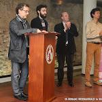 El Jurado del Concurso de Guitarra Alhambra para Jóvenes.