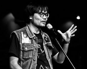Indonesia's stand up comedian. Soleh Solihun. Stand up comedian lucu Indonesia.