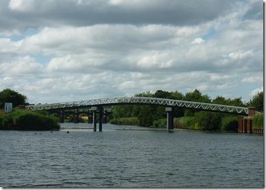 12 weir footbridge dutton locks