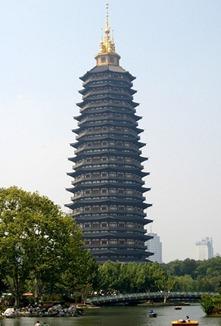 Tianning-pagoda