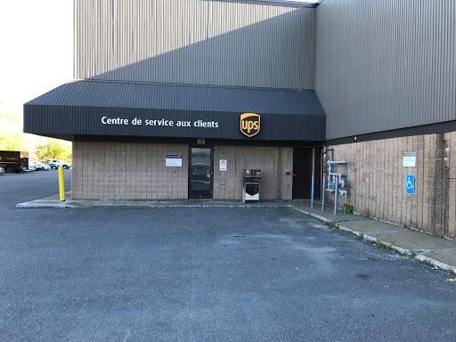 UPS, 625 Rue des Canetons, Ville de Québec, QC G2E 5X6, Canada, Shipping Company, state Quebec