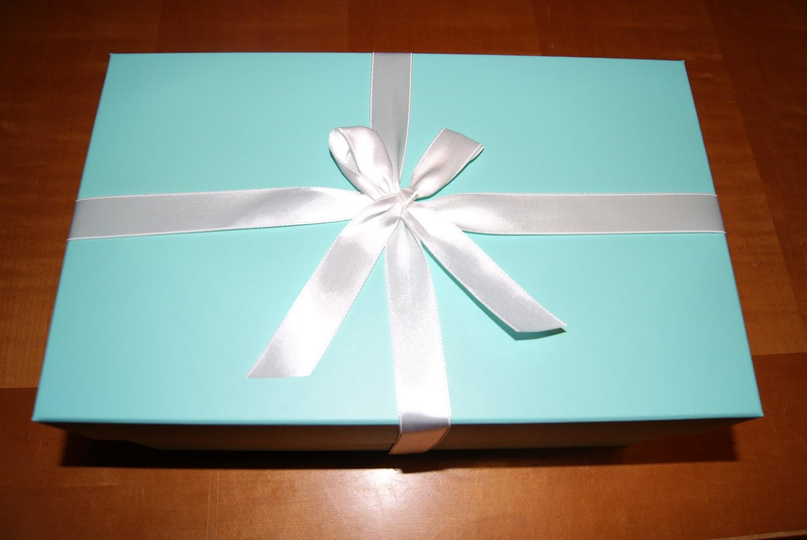 A Tiffany Blue Surprise