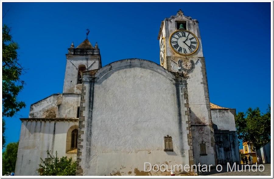 Igreja de Santa Maria do Castelo; Tavira
