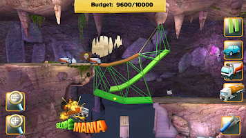 Screenshot of Bridge Constructor