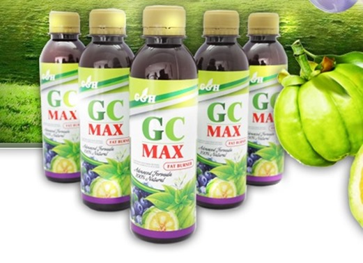 produk gc max fat burner