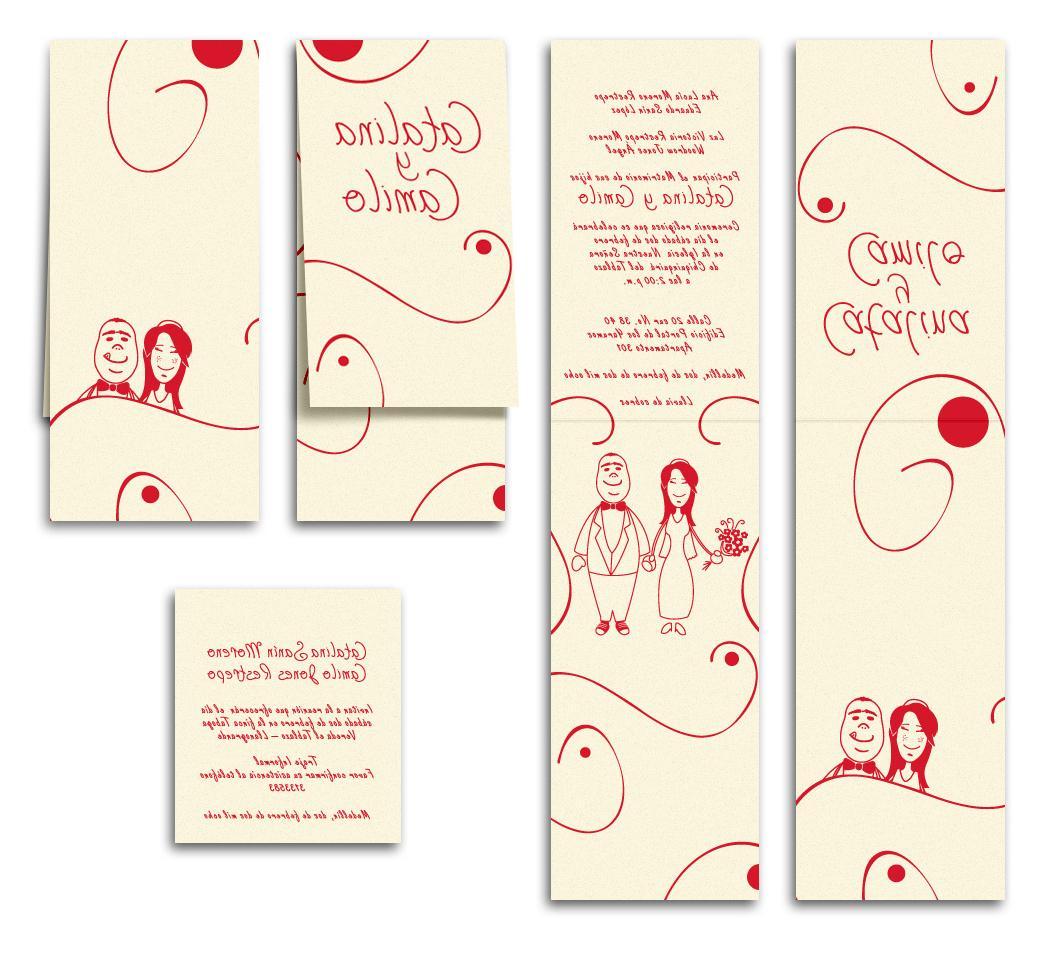 My 1st Invitation Card Design