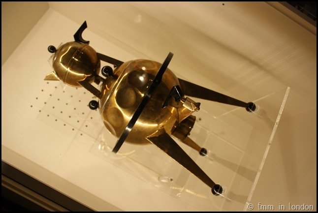 Sputnik-inspired samovar