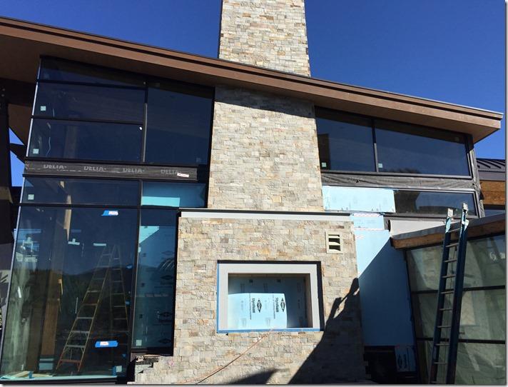 Grabill Windows And Doors In Progress Residential