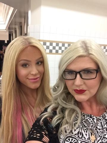 Anna Zelanika & Gigi Gorgeous