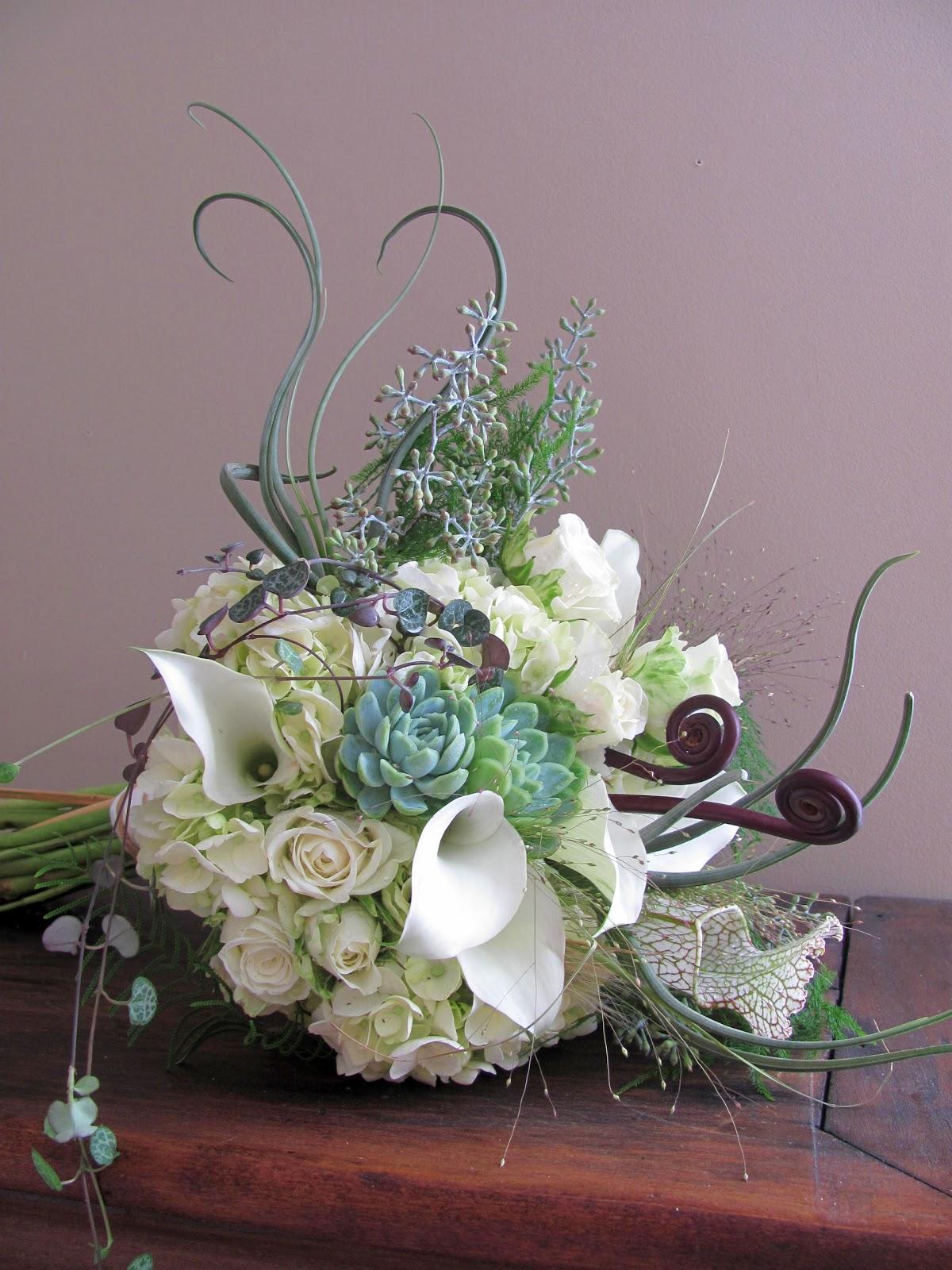 Danzignitos Blog Modern Rustic Bridal Bouquets