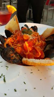 Seafood Fra Diavolo Pasta