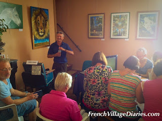 French Village Diaries Charroux Literary Festival 2015 James Vance author
