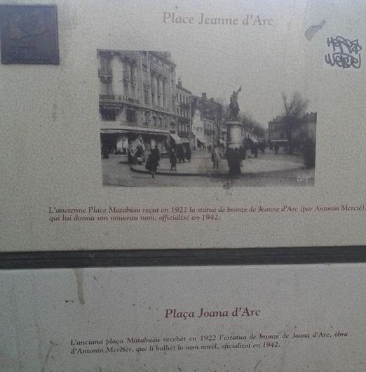 Joana d'Arc a Tolosa