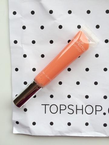 Topshop, Topshop makeup, Topshop makeup haul, Topshop lip perfector,