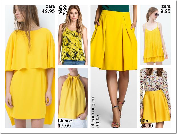 Amarillo tendencia verano 01