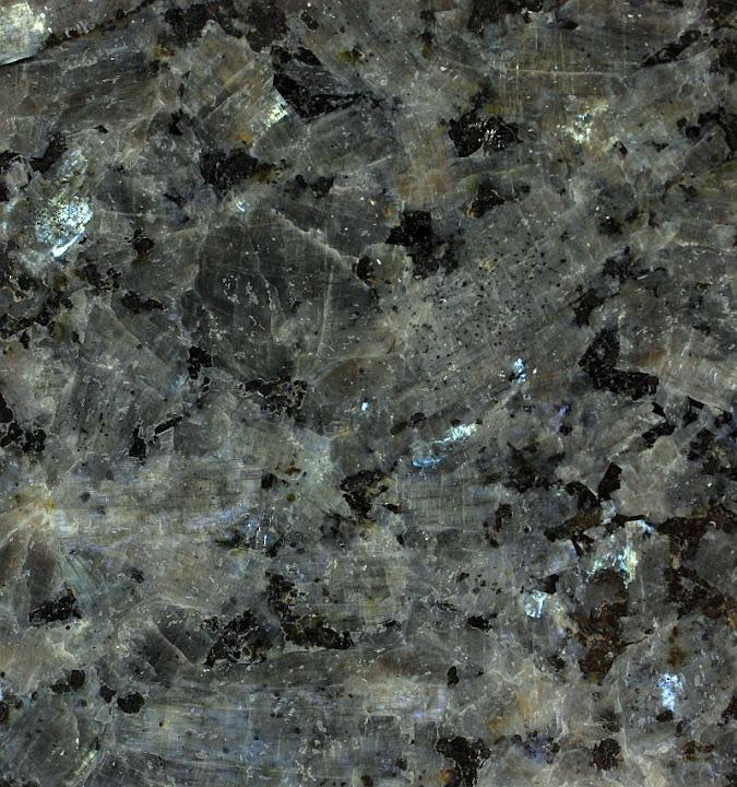 Polished Olivine Basalt : Monzonite igneous rocks