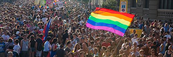 Madrid Orgullo 2015, del 1 al 5 de julio