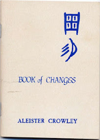 Cover of Aleister Crowley's Book The Equinox Vol III No VII Liber 216 vel The I Ching