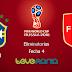 Ver Brasil vs. Perú - Rusia 2018 por CMD y ATV en Vivo