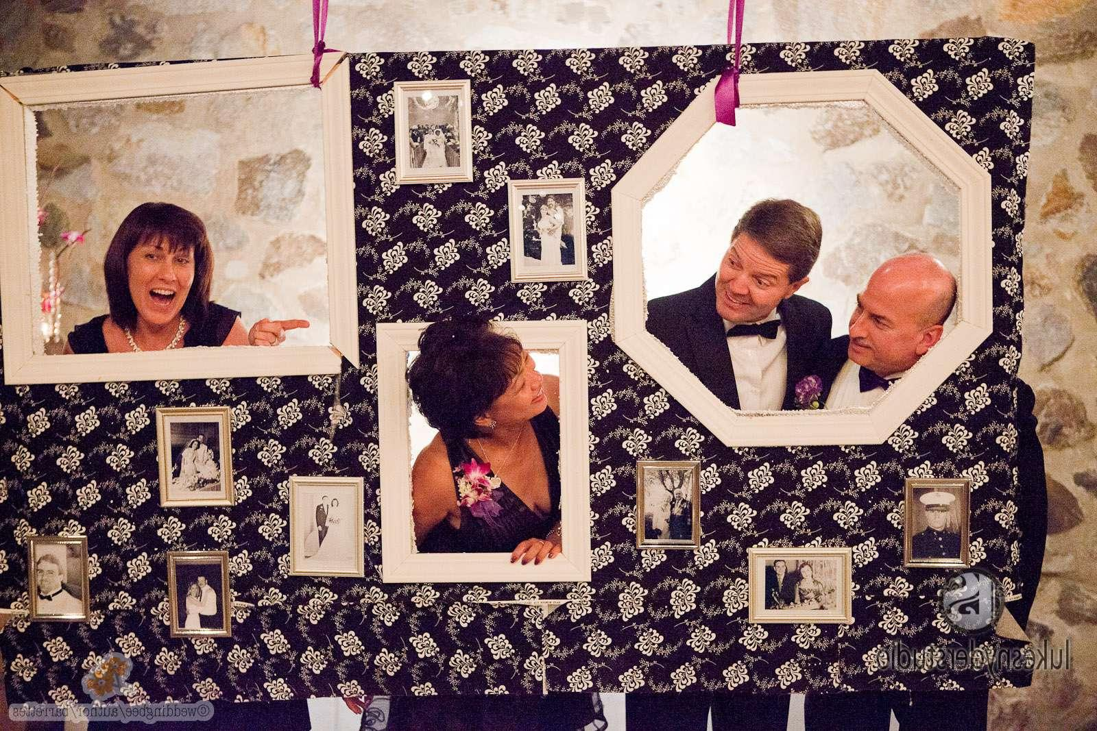 the Photo Booth : wedding