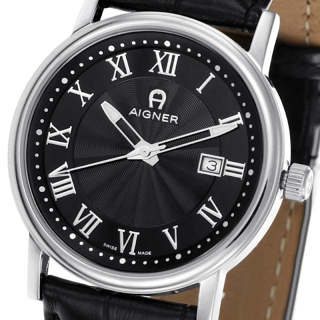 etienne aigner klassische herren uhr linate neu ovp original uvp 269 mens watch ebay. Black Bedroom Furniture Sets. Home Design Ideas