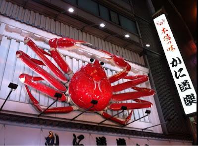 Ngày của con Cua ở Nhật