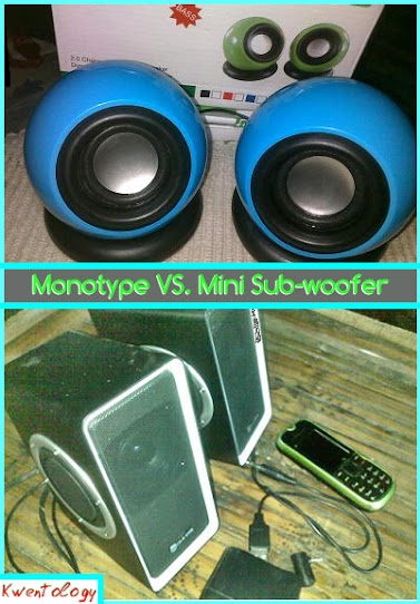 Kwento Mini-Speakers Comparison