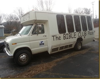 Bible Club Bus 3
